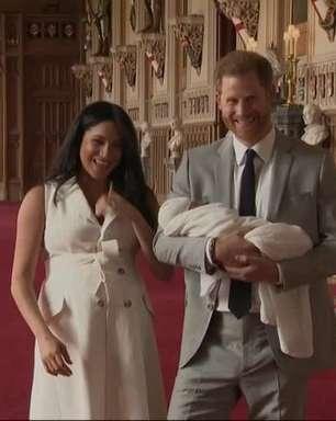 Harry e Meghan vão abrir mão de seus títulos de nobreza
