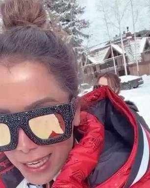 Amigas de novo? Anitta canta Pabllo Vittar em viagem e artista aprova. Veja!