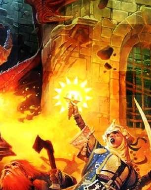 Pathfinder: 2ª edição do RPG de fantasia chega ao Brasil