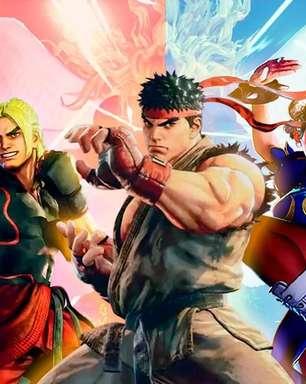 Street Fighter V Champion Edition é a versão completa de SFV