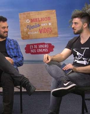 Entrevista O Melhor Verão das Nossas Vidas: Maurício Meirelles e Adolpho Knauth