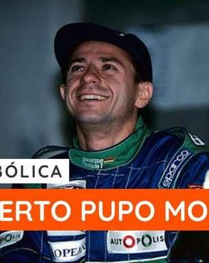 F1: Entrevista com o piloto Roberto Moreno no Terra