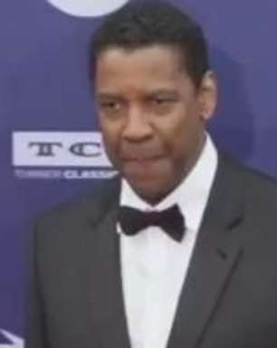 Denzel Washington é nomeado melhor ator do século 21