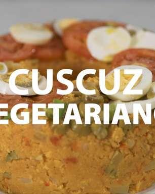 Cuscuz Vegetariano
