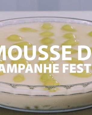 Mousse de Champanhe Festiva