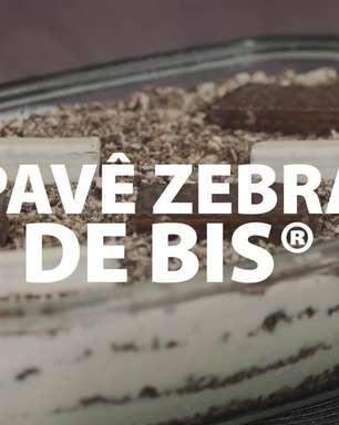 Pavê Zebra de BIS®