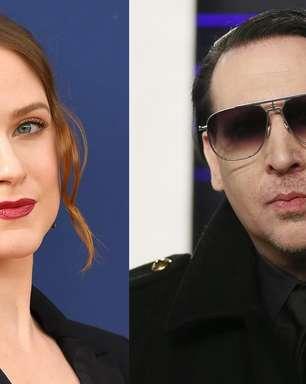 Evan Rachel Wood acusa Marilyn Manson de abuso