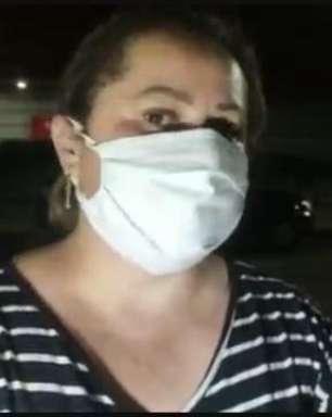 Família questiona internamento de idosa em Ala Covid, mesmo com exame negativo