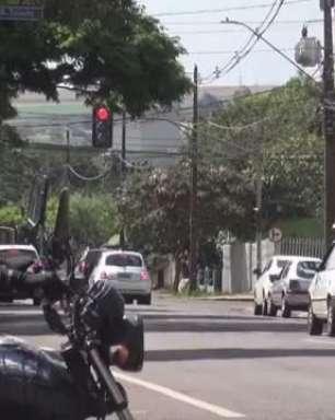 Acidentes graves são registrados na Rua Nereu Ramos