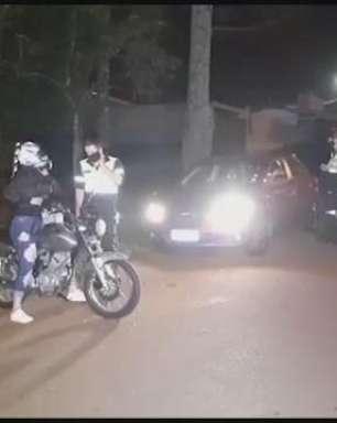 Forças de segurança intensificam operações de trânsito em Cascavel