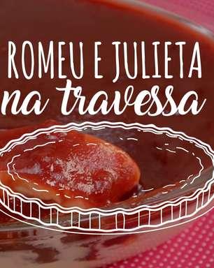 Romeu e Julieta na travessa