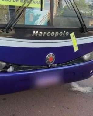 Ônibus é apreendido carregado de celulares em Santa Terezinha de Itaipu