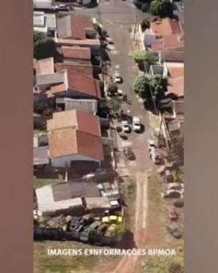 Carro roubado a mão armada em Londrina é recuperado minutos depois