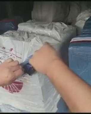 Contrabando e descaminho são apreendidos em Corbélia e São Miguel do Iguaçu