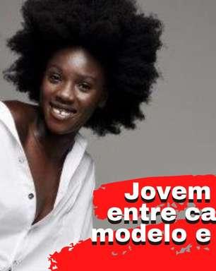 Vivica: Atleta de 19 anos vira promessa no mundo fashion