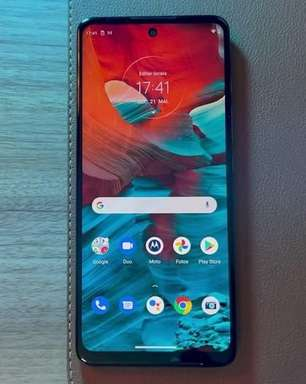 Análise do Motorola Moto G60