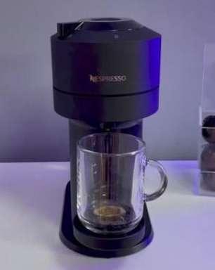 Análise da Nespresso Vertuo Next