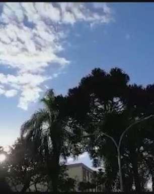 Retorno das chuvas no Paraná deve marcar a sexta-feira