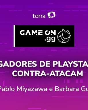 Game On.GG: Jogadores de Playstation contra-atacam