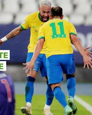 Choro do Neymar é patético, diz repórter