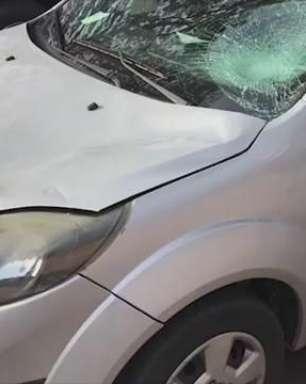Ciclista é encaminhado a UPA após acidente de trânsito no Centro de Cascavel