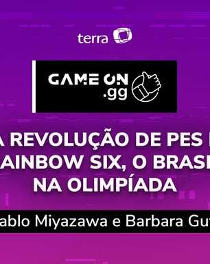 A revolução de PES e Rainbow Six, o Brasil na Olimpíada