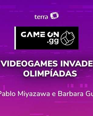 Os videogames invadem as Olimpíadas