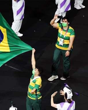 Veja como foi a cerimônia de abertura das Paralimpíadas