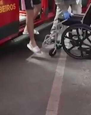 Adolescente fica ferido com tiro no braço no Bairro Morumbi
