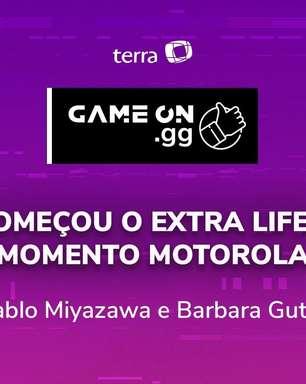ON.GG: Começou o Extra Life + momento Motorola