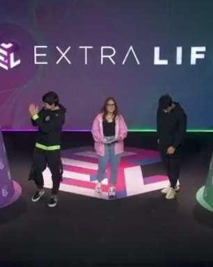 Extra Life: DJs Liu e Santti atacam nos jogos