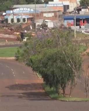 Motoristas devem usar rotas alternativas para evitar congestionamentos no Trevo