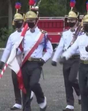 Corpo de Bombeiros comemora 109 anos no Paraná