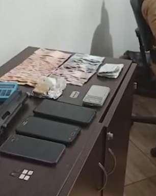 Três pessoas são presas por tráfico de drogas em Toledo