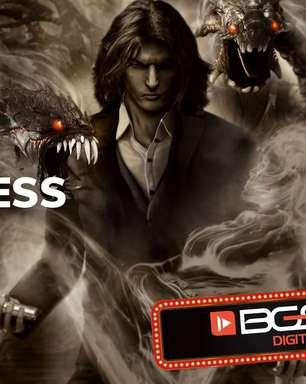 Entrevista com The Darkness e notícias dos games