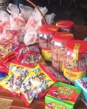 Moto Clube começa a arrecadar doces para o Dia das Crianças