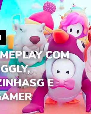 BGS Gameplay com Haru Jiggly, CarolzinhaSG e Lipão Gamer