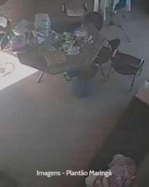 Criminosos invadem casa, fazem idosa refém e roubam dinheiro e jóias em Maringá