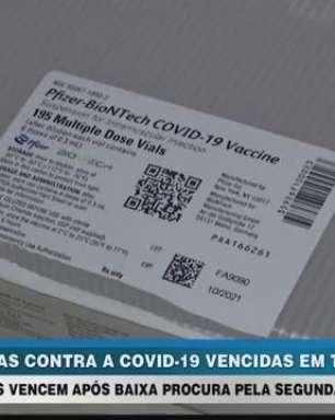 Toledo vai remanejar duas mil doses de vacina contra a Covid-19 que vencem no dia 26