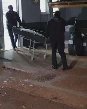 'A gente quer uma explicação', diz irmã de preso encontrado morto no cadeião