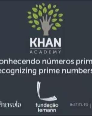 Reconhecendo números primos