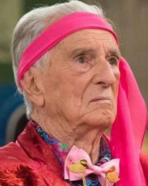Morre aos 101 anos o ator Orlando Drummond, o 'Seu Peru'