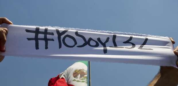 #YoSoy132 marchará esta noche en apoyo a maestros de la CNTE