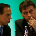 Bolsonaro e Guedes apresentam Doria como possível presidente