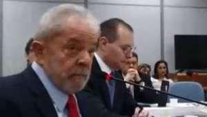 """""""Com esse tom, a gente vai ter problema"""", diz juíza a Lula"""