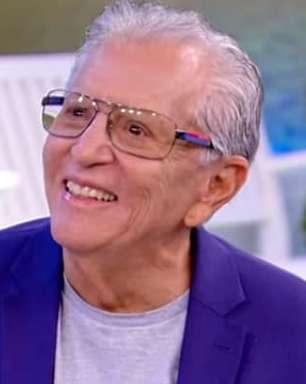 Carlos Alberto de Nóbrega é internado; SBT cancela gravações