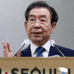 Prefeito de Seul é encontrado morto após desaparecimento
