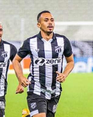 Ceará vence o Atlético-MG por 2 a 1