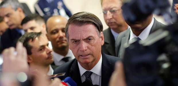 Equipe de Bolsonaro se divide sobre apoiar atos pró-governo