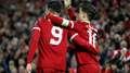 Liverpool faz 7 com show brasileiro, é 1º e ajuda Sevilla